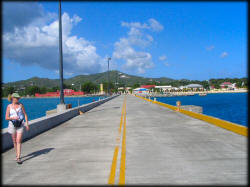 Frederiksted pier - Fredriksted